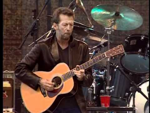 Eric Clapton - Layla (Live in Hyde Park 1997)
