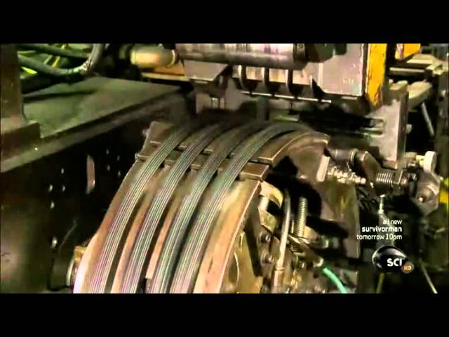 How Its Made  Drag racing Tires