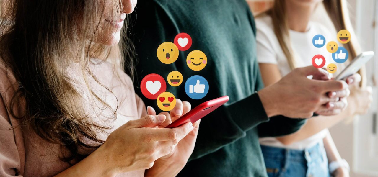 Atendimento nas redes sociais