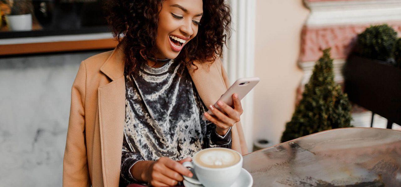 Tecnologia com fidelização dos clientes
