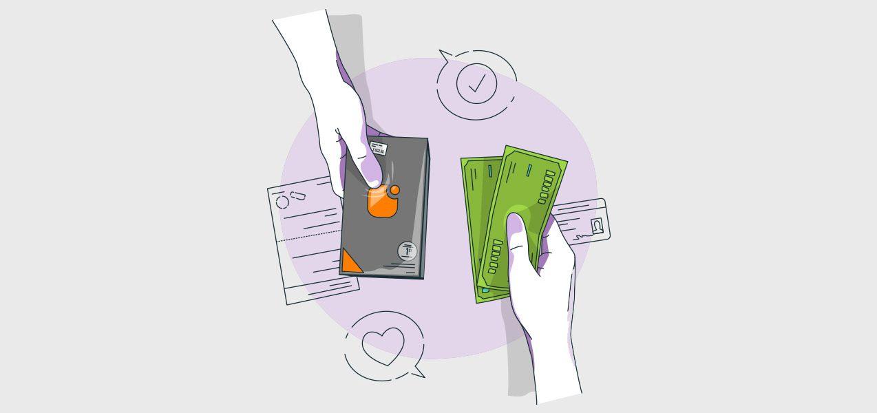 Diferença entre cupom e nota fiscal