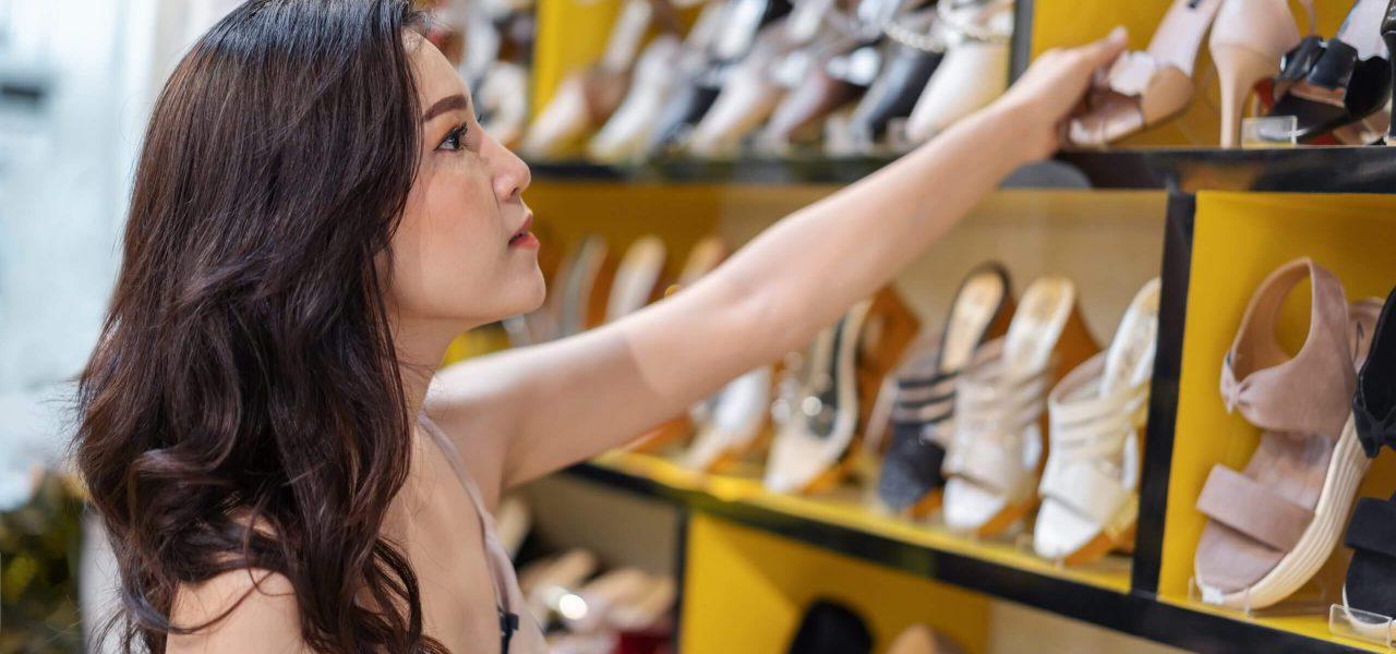 Segmentação de lojas