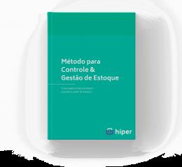 E-book: Método para Controle e Gestão de Estoque