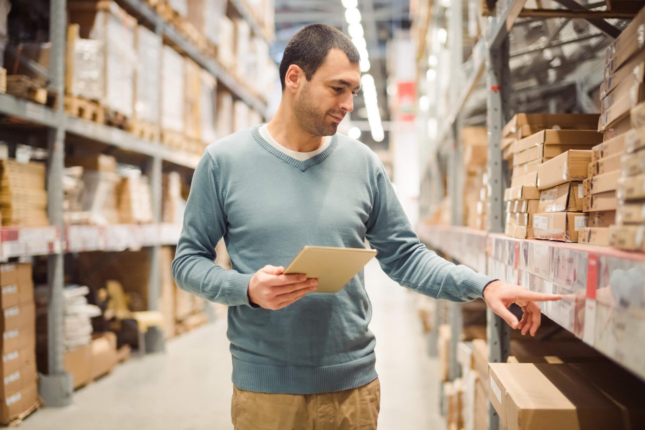 Como ganhar agilidade para localizar um produto em sua loja