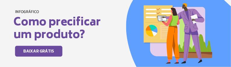 Infográfico: Como precificar um produto?