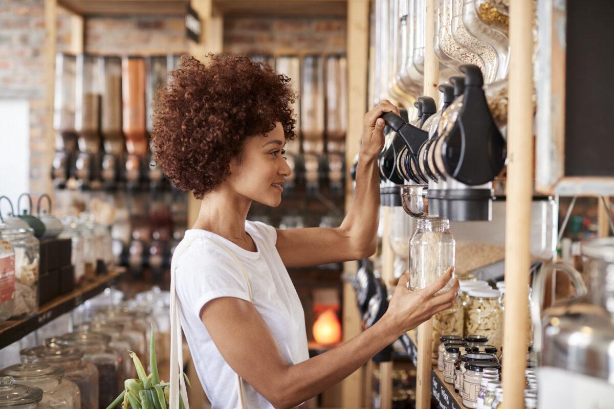 Sistema para loja de produtos naturais