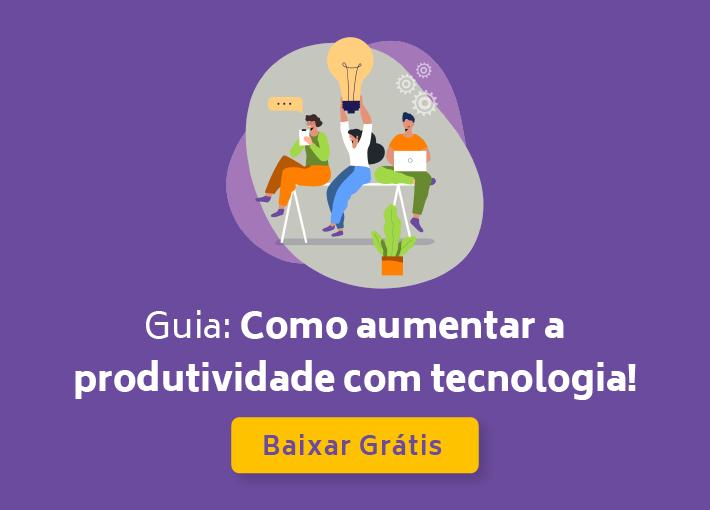 Guia produtividade com tecnologia