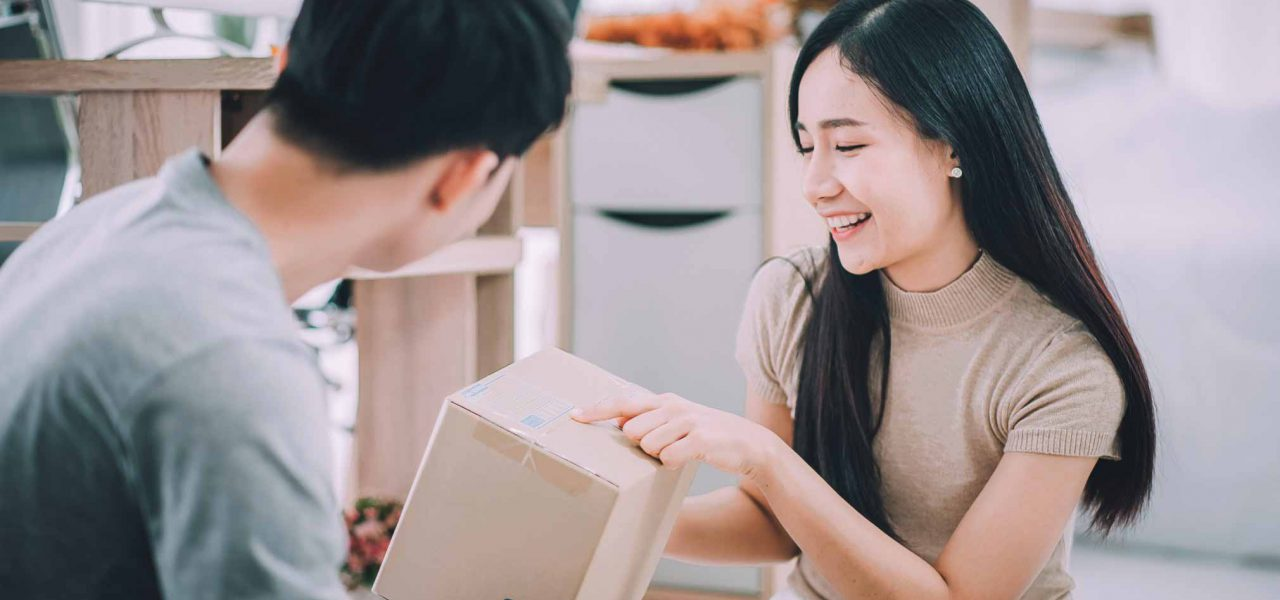 Como oferecer rastreamento de compras