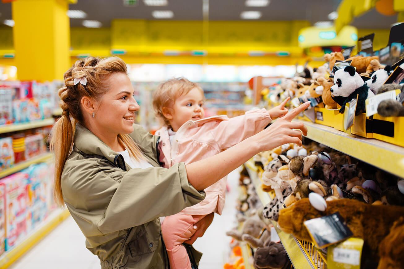 Como abrir uma loja de brinquedos