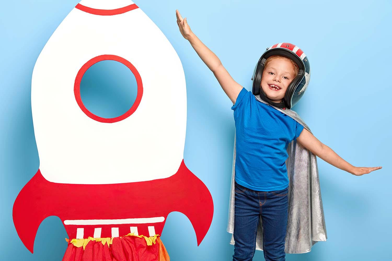 Ideias criativas de vitrines para lojas infantis