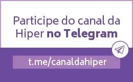 banner para o telegram