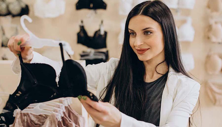 Sistema para loja de moda íntima e sexshop