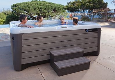 The Grandee Hot Tub: The Most Consumer Reviewed Hot Spring Spa ...
