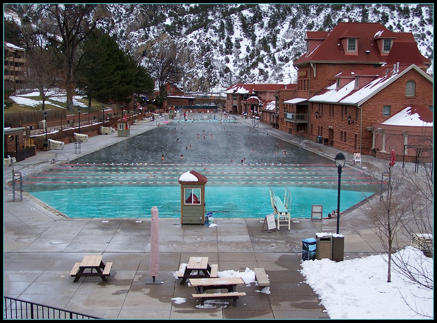 The best hot springs in america hot spring spas for Best us spa resorts