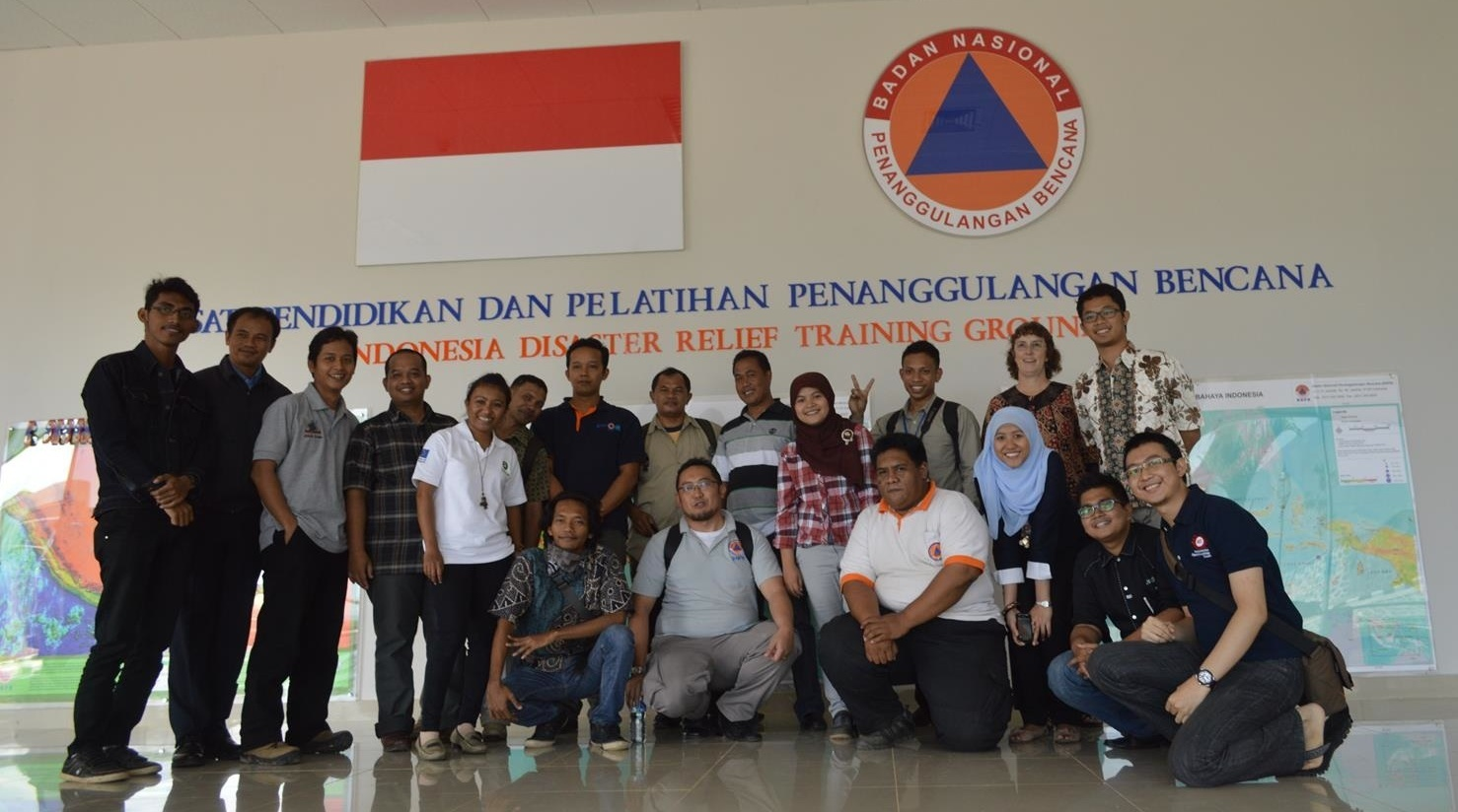 OSM/InaSAFE Trainers