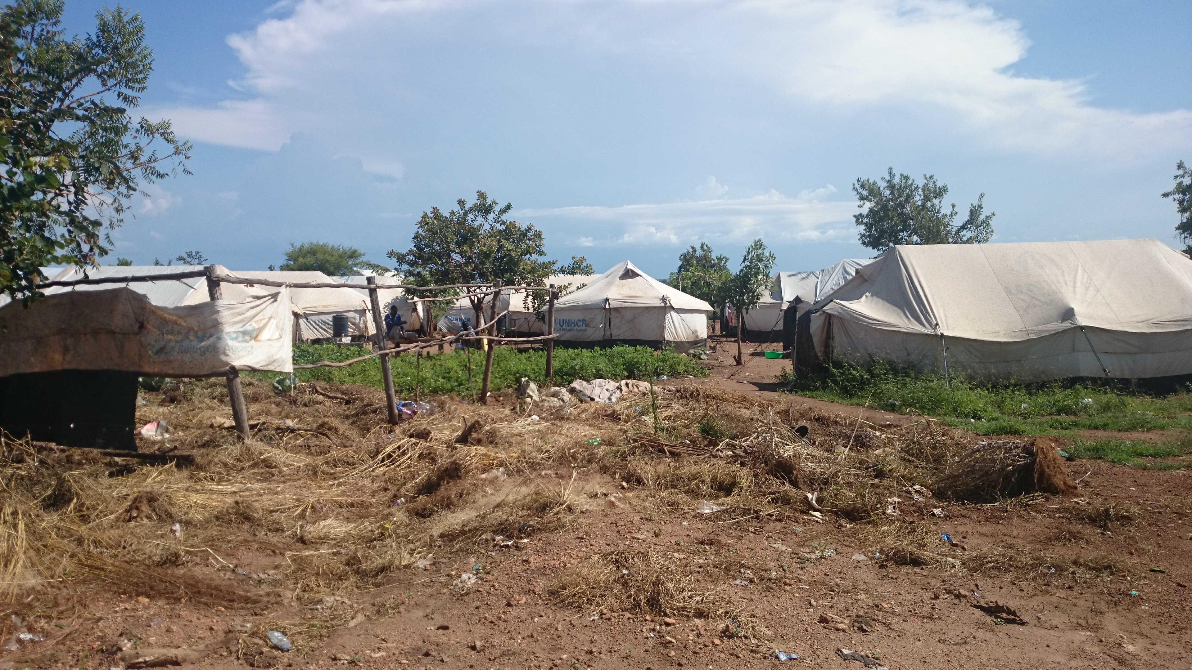 BidiBidi - The World's Largest Refugee Camp, South Sudan and Northern Uganda
