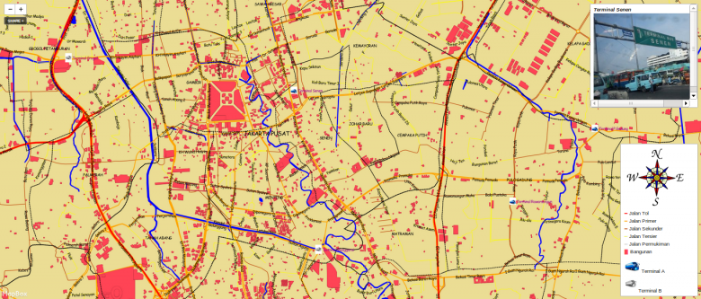Humanitarian OpenStreetMap Team | HOT goes Cartographic with
