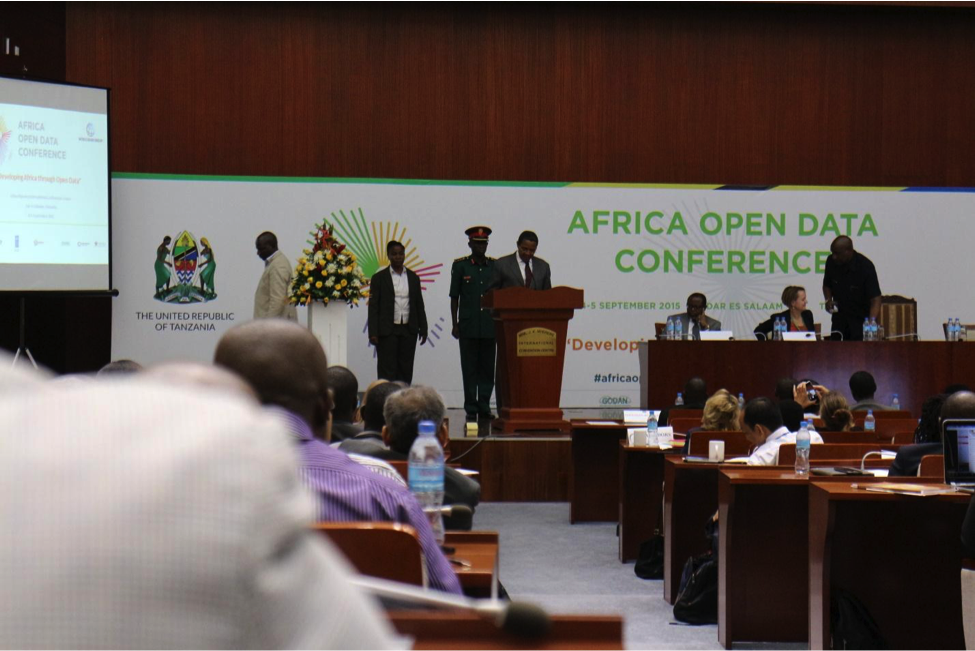 President Jakaya Kikwete opens the conference