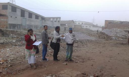 Mapping in Hazaribagh