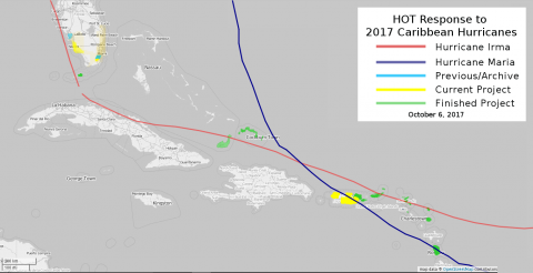 Caribbean Hurricanes