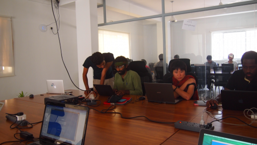 Mapbox office in Indiranagar