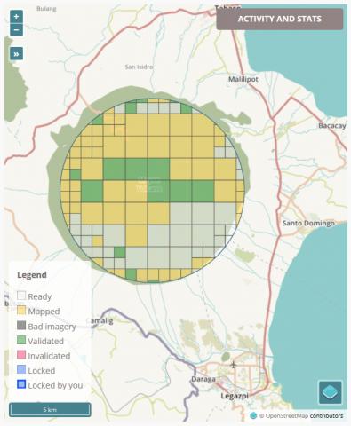 Mayon Volcano Project
