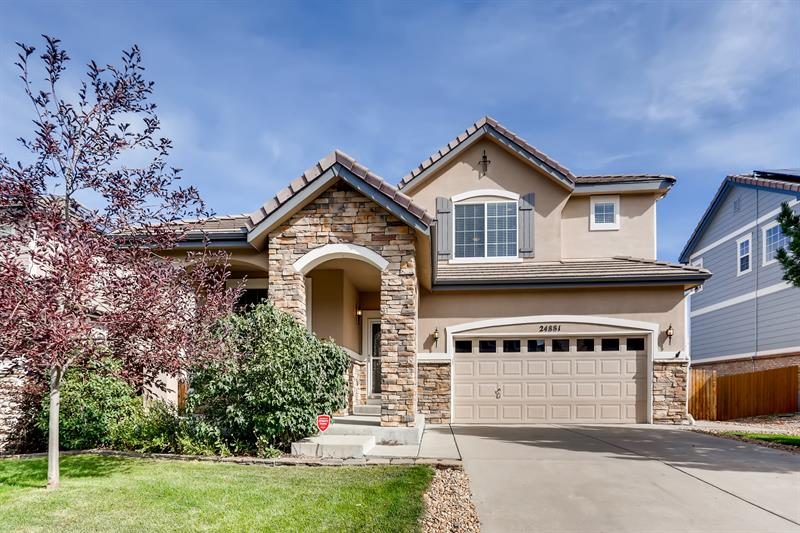 Photo of 24881 East Euclid Place, Aurora, CO, 80016