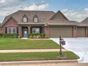 Home for rent in Bixby, OK