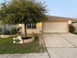 Home for rent in Liberty Hill, TX