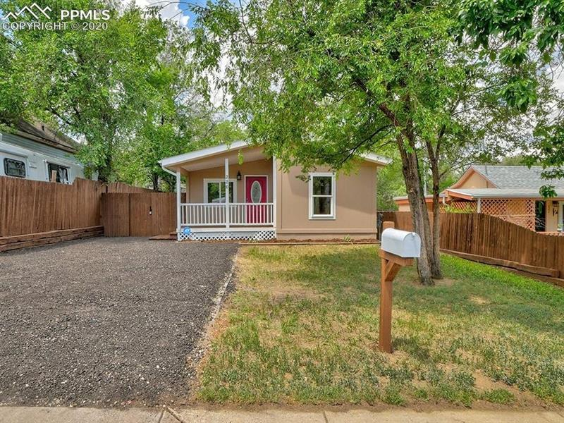 Photo of 226 S Institute Street, Colorado Springs, CO, 80903