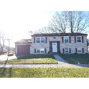 Home for rent in HANOVER PARK, IL