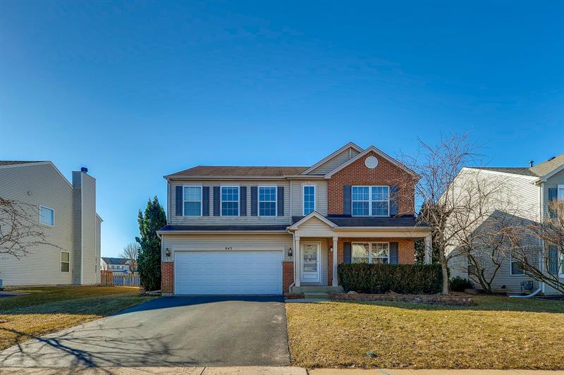 Photo of 843 Black Cherry Ln., Round Lake Heights, IL, 60073