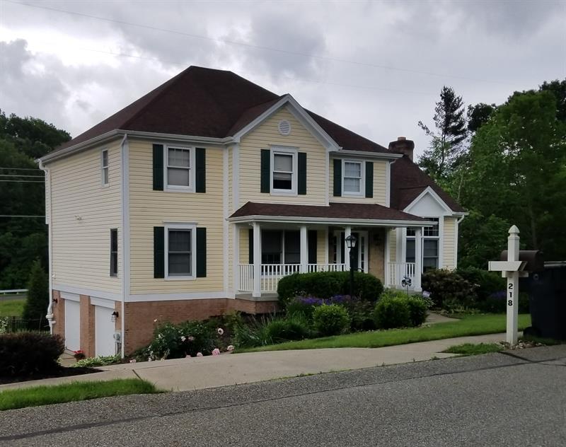 Home For Rent 218 Elmhurst Cir Cranberry Township Pa