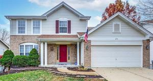 Home for rent in Fenton, MO