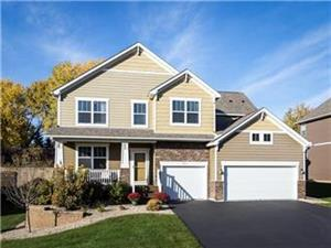 Home for rent in Lakeville, MN