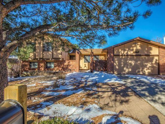 Photo of 3244 Bell Mountain Dr, Colorado Springs, CO, 80918