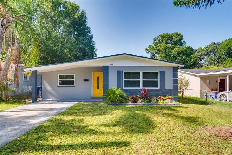 Photo of 304 West Fern Street, Tampa, FL, 33604