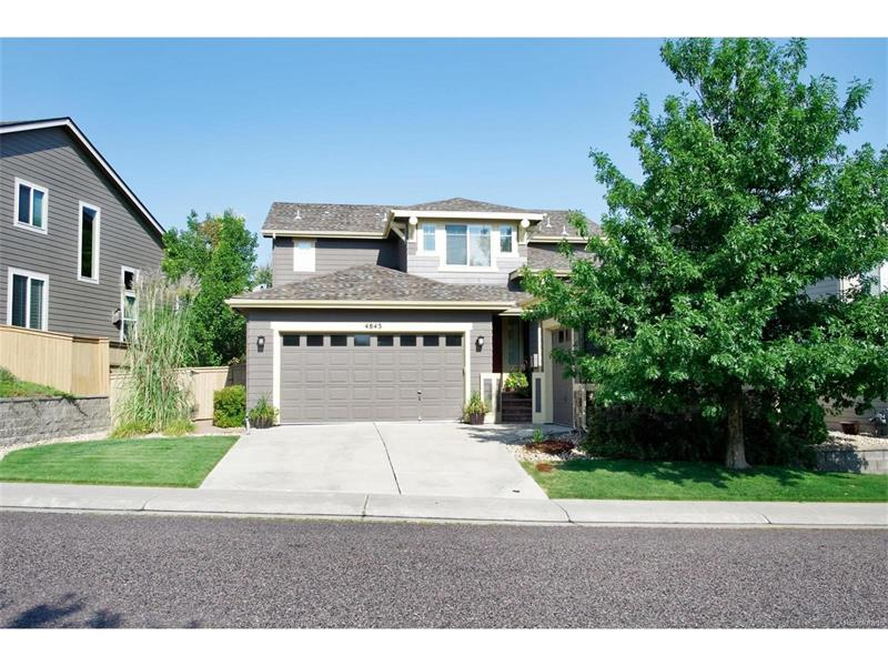 Photo of 4843 Bluegate Dr, Highlands Ranch, CO, 80130