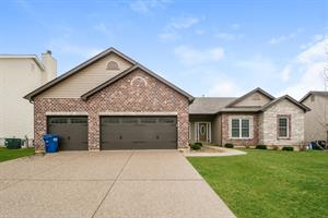 Home for rent in Wentzville, MO