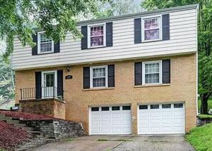 Home for rent in Bethel Park, PA
