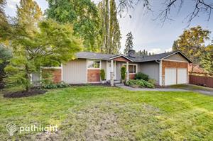 Home for rent in Kenmore, WA