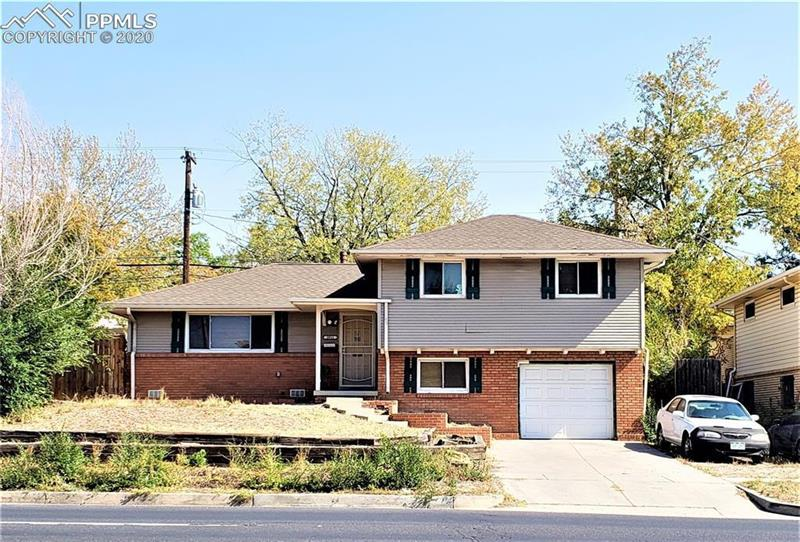 Photo of 2011 N Circle Dr, Colorado Springs, CO, 80909