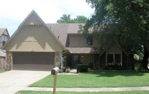 Home for rent in Broken Arrow, OK