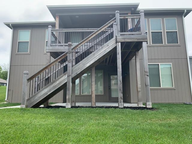 Photo of 1029 Northeast Copperwood Drive, Lee's Summit, MO, 64086