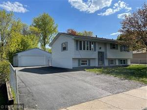Home for rent in Anoka, MN