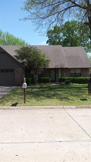 Home for rent in Tulsa, OK