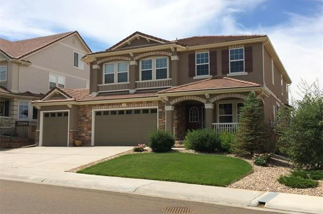 Photo of 1747 Candleglow St, Castle Rock, CO, 80109