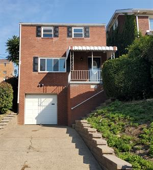 Home for rent in Pittsburgh, PA