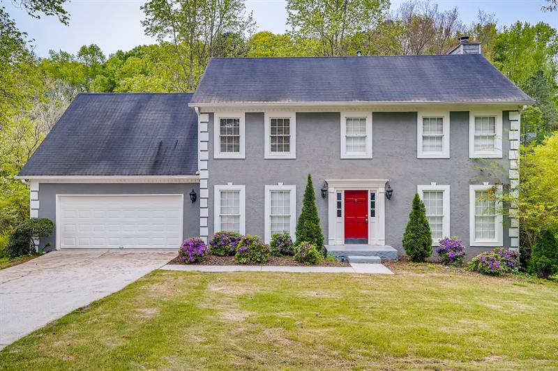 Photo of 530 Birch Ridge Court, Roswell, GA, 30076