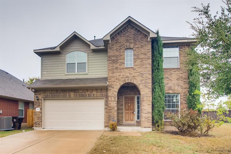 Photo of 1233 Rainbow Parke Dr, Round Rock, TX, 78665